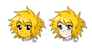 Lisa Simpson which style? by Robie-Chan