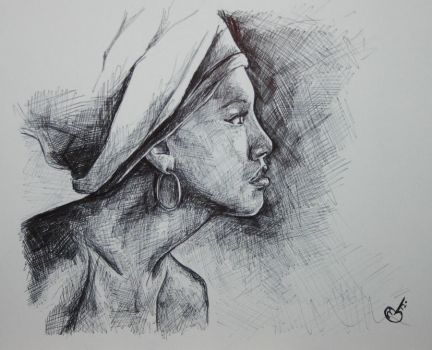 African Women by WemoKid