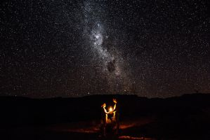 Milky Way by jfphotography