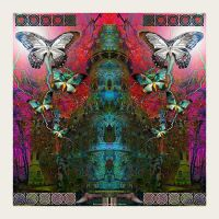 Ab13 Alternate Mandala 48 - Butterflies House by Xantipa2
