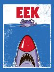 EEK T-shirt Design by alsnow