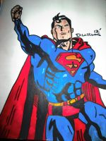 The Man of Steel Himself by IamJokerMan