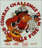 Combat Challenge by RamageArt