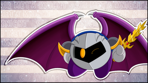.:Sir Meta Knight:. by Rhylem