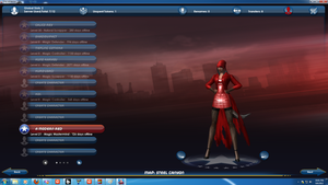 A Modern Red - City of Heroes by Thrythlind