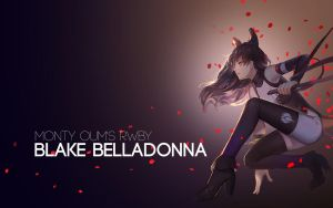Blake Belladonna by AssassinWarrior