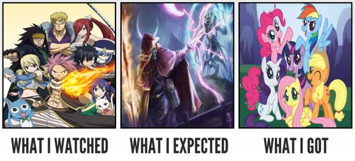 What I Watched. What I Expected. What I Got 13 by horaciosi
