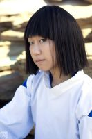 Haku | Spirited Away by m-squaredphotography
