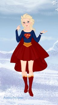Supergirl by Muggle-Angel