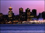 Canada Place by Ookamiko