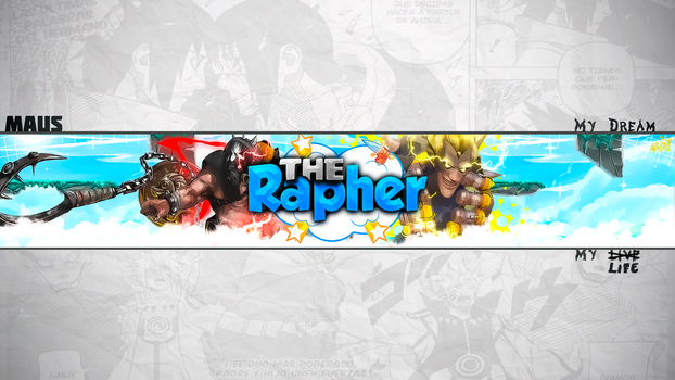 Banner For TheRapher by MausDesigns