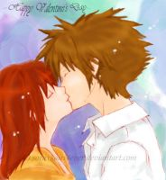Valentine's Day: Sora_Kairi by soraxkairi4ever