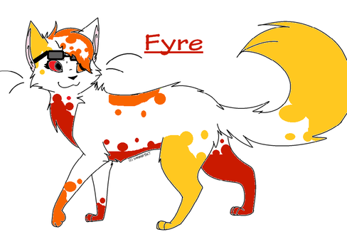 Fyre by Ivypoolofficial