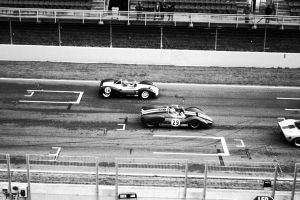 Good old days at the racetrack by LutherHarkon