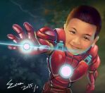 Little brother by kaevanzhou