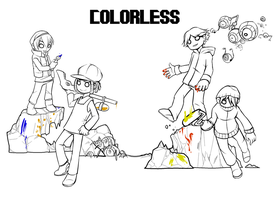 Colorless Cover AB by Gakido