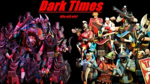 Dark times cover by AzogThePale