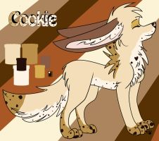 Cookie Reference by Dreampaws101
