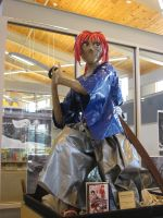 2010 Model: Himura Kenshin by WanderingDragon379