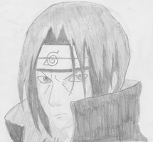 Itachi Uchiha from Naruto by awesome0607
