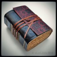 The Traveler Journal, 5 x 4 inches... by alexlibris999