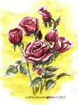 Gorgeous Roses by Ludifico