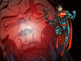 New 52 Cyborg Superman 3 by Superman8193