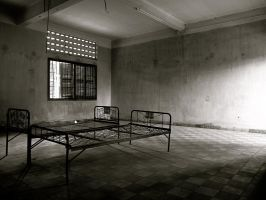 Tuol Sleng Prison - I by TMRE