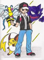 Pokemon Trainer by thereisnoend01