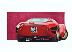 33 Stradale by scrim23