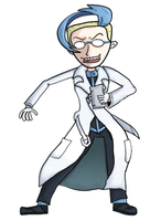 Black and White 2: Colress by Flashpole