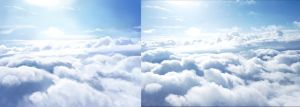 Cloud Study1 by Bariarti