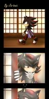 Sonic Shadow - Random comic by Jin-Tonix