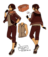 PM Outfits Ref 2: Mercury by Cioccolatodorima