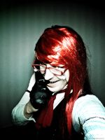 Grell Cosplay by AVATAR-designs