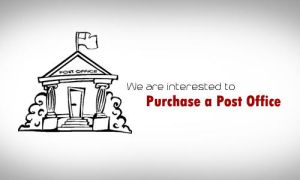 Purchase Post Office by postalbuyer