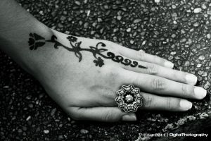 Hena Tattoo part 2 by vhive