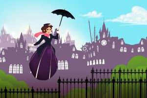 my Mary Poppins by Ibealia