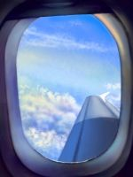 iphone doodle from a plane window by Flrmprtrix