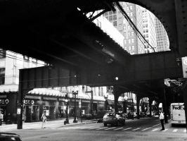 Under The Tracks III by CaptRhodes