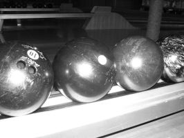 Bowling rack by CSStriker