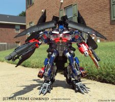 Jet-Prime custom alternate by Unicron9