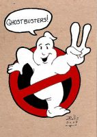 Ghostbusters by jmralls2001