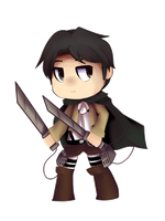 Lil Levi by FrenchiestToast