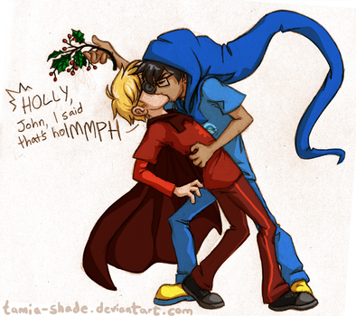 Dave Strider's Botanical Awareness Campaign by tamia-shade