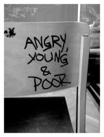 Angry Young and Poor by BarbaraTheKID