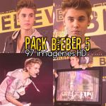 Pack Bieber 5 by iDreamOutLoud