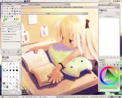 andI became linux ver0.1.2-dev by ghevan