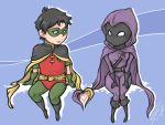 DC: robin and spoiler by KatYoukai