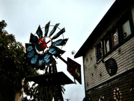 the rocknroll house: windmill by angiepants